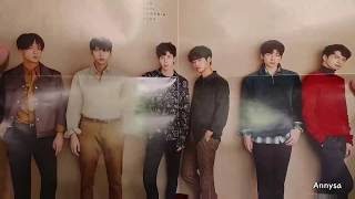 VIXX 2018 Seasons greetings快速開箱 fast unboxing