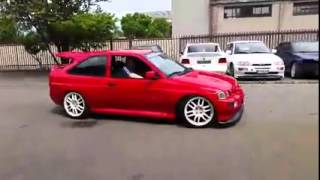 getlinkyoutube.com-Cosworth ready to leave from Oppliger
