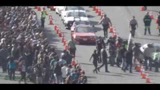 getlinkyoutube.com-RIP Paul Walker Memorial Ride (Crash Site)