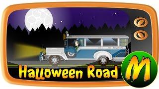 PINOY JOKES SEASON 4: Halloween Road