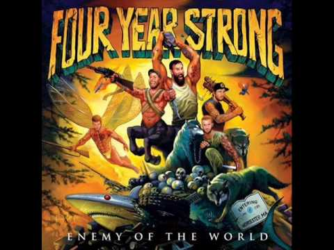 Enemy Of The World de Four Year Strong Letra y Video
