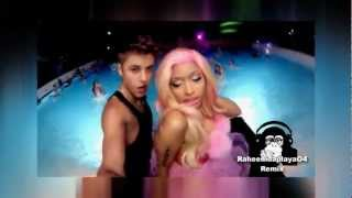 getlinkyoutube.com-Justin Bieber Vs One Direction - Beauty While We're Young (Mashup) Feat Nicki Minaj