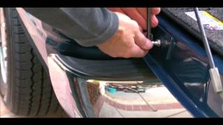 getlinkyoutube.com-How To: Install A DeeZee Tailgate Assist on your truck.