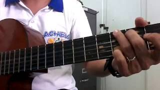 Dying Inside to Hold You - Darren Espanto - Guitar Chords Strumming