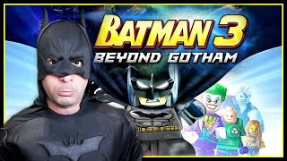 getlinkyoutube.com-Ο Μπατ-Νάνος & Ο ΠουστοΡόμπιν! (Lego Batman 3: Beyond Gotham)