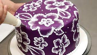 Amazing Cake COMPILATION Fondant & Buttercream by Cakes StepbyStep