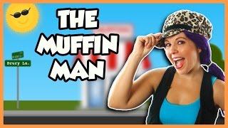 The Muffin Man | Muffin Man Kids Song | Nursery Rhymes