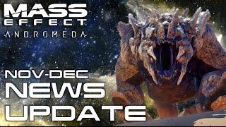 getlinkyoutube.com-Mass Effect: Andromeda News | EVERYTHING from Nov-Dec, Romances & Squadmates, Game Informer, & More!