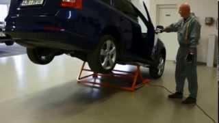 getlinkyoutube.com-AUTOLIFT 3000 mobilní mechanický zvedák