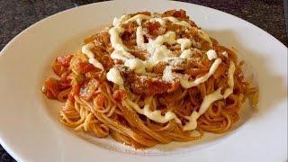 getlinkyoutube.com-Espaguetis Hondureños