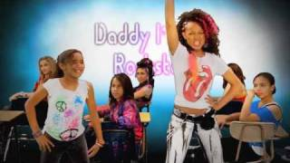 "getlinkyoutube.com-Cymphonique ""Daddy I'm A Rockstar"" Official YouTube Music Video"