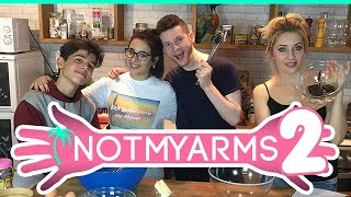 getlinkyoutube.com-Not My Arms : seconde manche - PALMCAKES