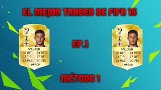 EL MEJOR TRADEO DE FIFA 16   EP.1   MÉTODO 1   50K POR HORA!   FUT 16   Ultimate Team   Apolo Fifa
