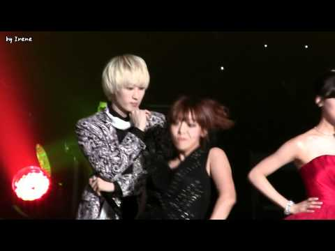 [fancam] 110927 Sketchbook Super Junior Oops!! Eunhyuk