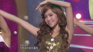 Girls' Generation - Hoot, 소녀시대 - 훗, Music Core 20101120