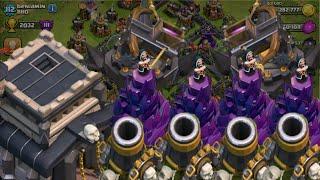 getlinkyoutube.com-Municipio 9: Tutorial completo Attacchi e Difese. Clan war. FARMING