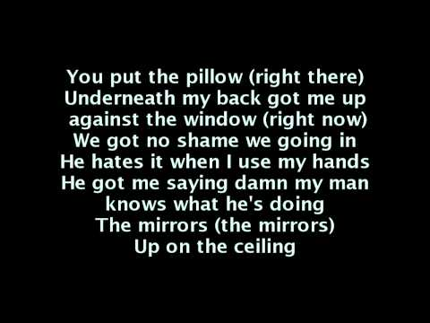 Kelly Rowland - Ice ft. Lil Wayne (Lyrics On Screen)