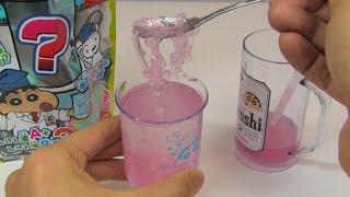 getlinkyoutube.com-Crayon Shinchan Weird Grains Jelly ~ クレヨンしんちゃん 不思議なつぶニョロ