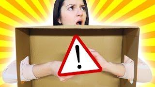 COSA C'È NELLA SCATOLA?! - What's In The Box Challenge