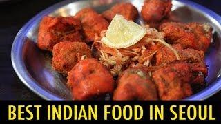 getlinkyoutube.com-Best Indian Food in Seoul (KWOW #138)