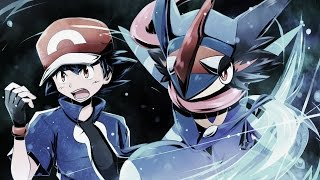 getlinkyoutube.com-Pokemon Ash Greninja AMV - Overkill