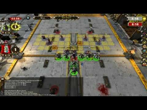 (G11)Skaven VS Pro Elf cKnoor Showmatch Second half Blood Bowl: CE
