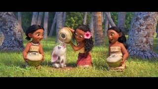 Disney'den Moana 20 Ocak 2017 Yarıyıl Tatilinde Sinemalarda!