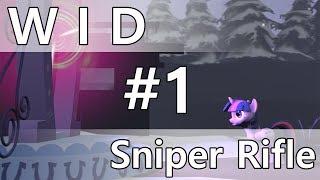 getlinkyoutube.com-[SFM Ponies] Weapon is Dangerous #1 (Sniper Rifle)