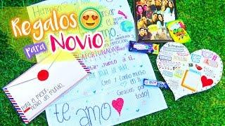 getlinkyoutube.com-Que le puedo regalar a mi novio?♥ // Mariana lugo