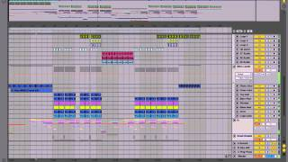 """getlinkyoutube.com-Ableton Live 9 Deep House """"Nora En Pure Style"""" Project/Template/Construction Kit FREE DOWNLOAD"""