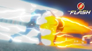 Team Flash VS Savitar ! (GTA 5 Ultimate Flash Mod)