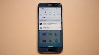 getlinkyoutube.com-Samsung Galaxy S6 Android 6.0.1 TouchWiz Marshmallow Firmware ROM - Review