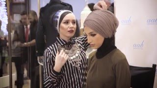 getlinkyoutube.com-Live Turban Tutorial and Style Tips with Nabiilabee