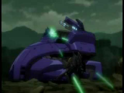 Halo Legends - I Will Not Bow AMV