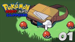 getlinkyoutube.com-Pokémon Ruby and Sapphire Randomizer Nuzlocke Versus w/ GameboyLuke - Episode 1