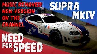 getlinkyoutube.com-Need for Speed 2015 [PS4] - Toyota Supra Team Oreca Customization