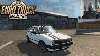 getlinkyoutube.com-Modirani Euro Truck Simulator 2 - Volkswagen Golf GTI Ep10