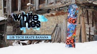 getlinkyoutube.com-Lib Tech Skate Banana 2015-2016 Snowboard Review