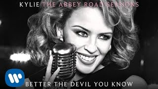 getlinkyoutube.com-Kylie Minogue - A Better The Devil You Know -The Abbey Road Sessions