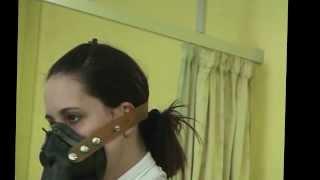 getlinkyoutube.com-Woman under MBU5 mask