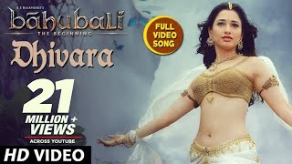 getlinkyoutube.com-Baahubali Songs | Dhivara Video Full Song | Prabhas, Anushka Shetty,Rana,Tamannaah | M M Keeravani