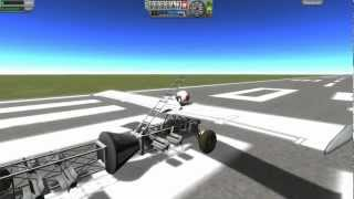 getlinkyoutube.com-Kerbal Space Program - Just Mucking Around With The New Parts.