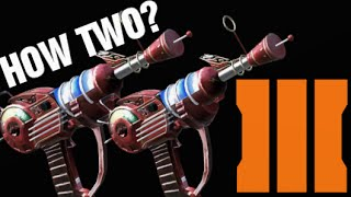 "How to Get TWO RAY GUNS ""Black Ops 3 Zombies"" Tutorial (The Giant & Shadows of Evil)"