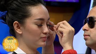getlinkyoutube.com-Wajah asli Zaskia Gotik tanpa make up [Dahsyat] [22 Okt 2015]