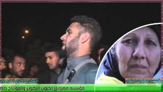 getlinkyoutube.com-بكاء علي البخيتاوي  في الميدان وقصه ابن يضرب امه 2016