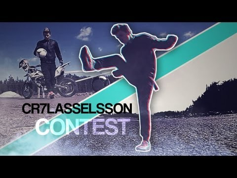 CR7Lasselsson ◄ EDITING CONTEST [OPEN] ► 60fps REAL LIFE GoPro 3 footage!