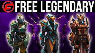 getlinkyoutube.com-Destiny How To Get FREE LEGENDARY WEAPONS FREE LEGENDARY ARMOR Destiny Guide