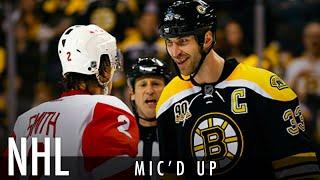 getlinkyoutube.com-NHL Mic'd Up Trash Talk/Funny Moments ᴴᴰ