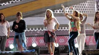 getlinkyoutube.com-[Fancam] 120825 SNSD - The Boys Rehearsal @ 14th China-Korea Festival in Yeosu
