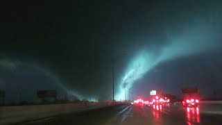 getlinkyoutube.com-12/26/2015 Rowlett, TX Destructive Tornado